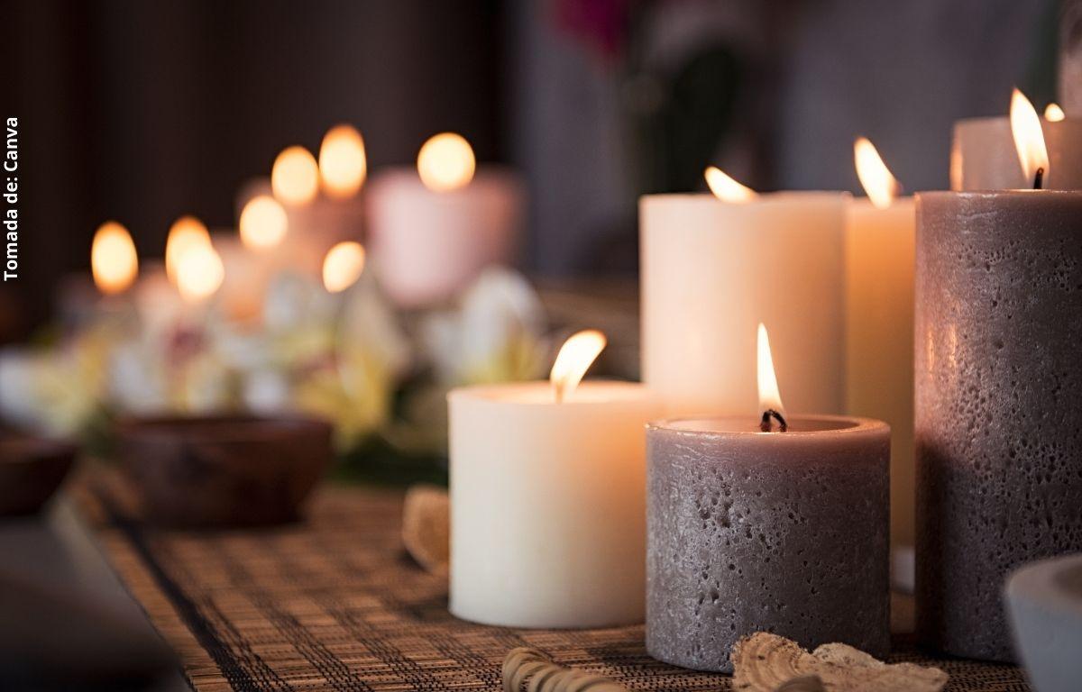 foto de velas