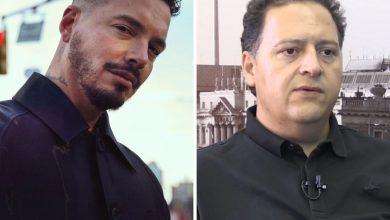 J Balvin confesó ser amigo de hijo de Pablo Escobar