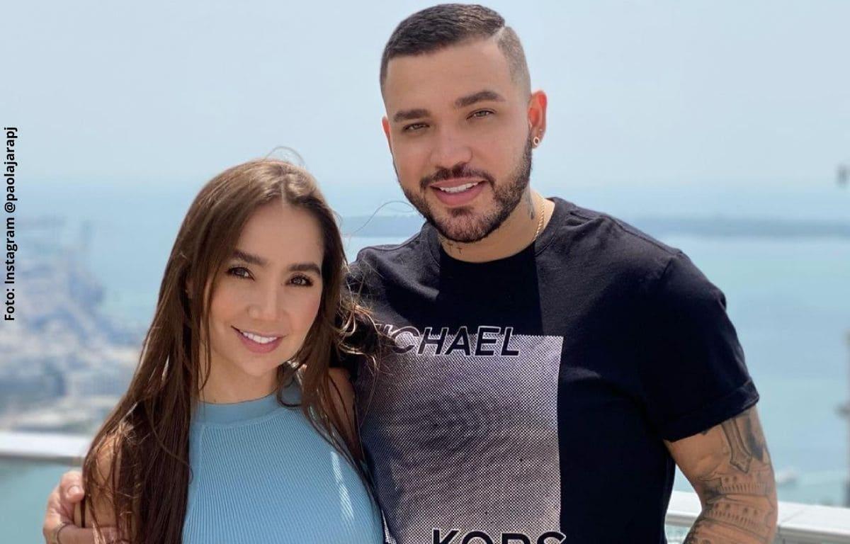 Jessi Uribe confesó qué fue lo que lo enamoró de Paola Jara