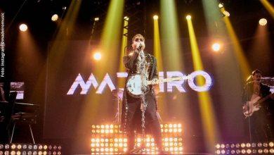 Madeiro, el rockero que ganó el 'Factor X'