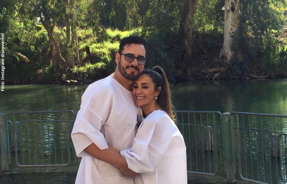 Miguel Varoni le dedica romántico mensaje a Catherine Siachoque por 25 años juntos