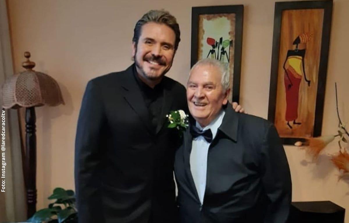 Murió papá del cantante de Iván y sus Bam Band