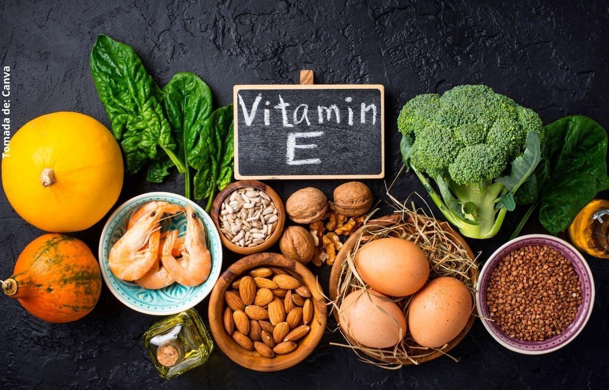Qué es y para qué sirve la vitamina E