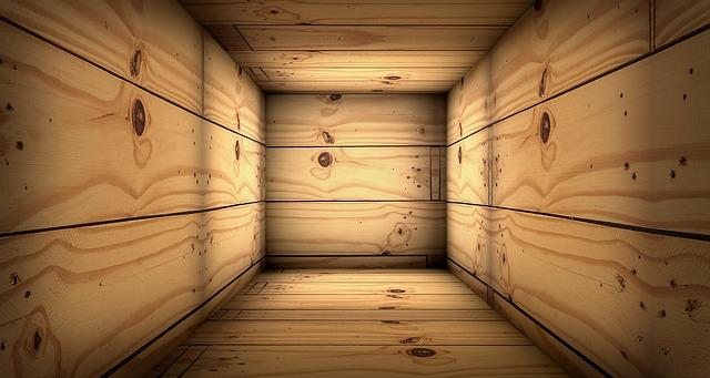 imagen de in ataúd por dentro