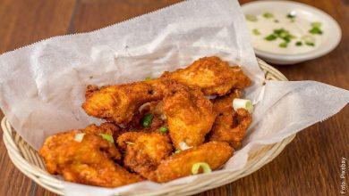 Con esta receta de alitas de pollo deleitarás a tu familia