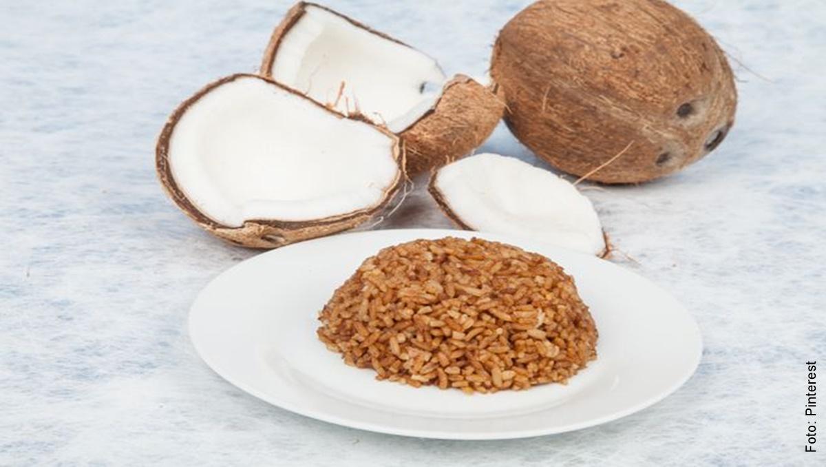 Receta de arroz con coco, ¡con todo el sabor costeño!