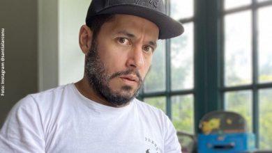Santiago Alarcón dio curiosa respuesta sobre si su hija fuera webcam