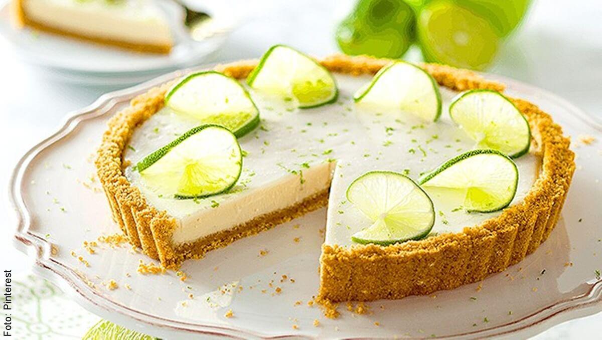 Sorprende a tus hijos con esta deliciosa receta de pie de limón