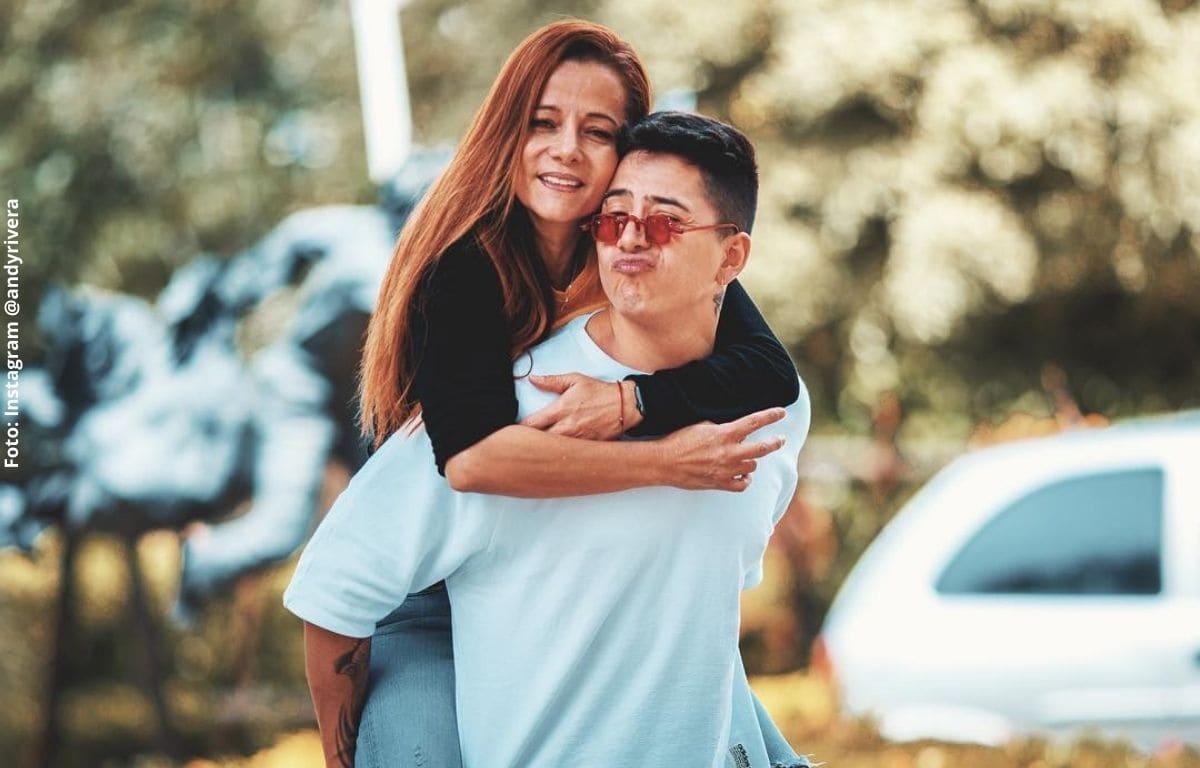 Tras críticas a su mamá, Andy Rivera pide respeto para su familia