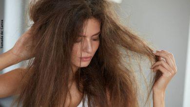 Tratamientos caseros para el cabello seco y maltratado