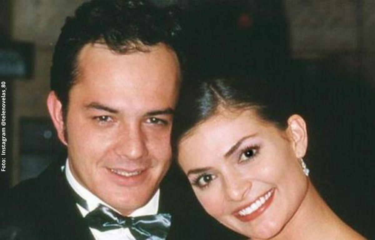 foto de dos personas sonriendo