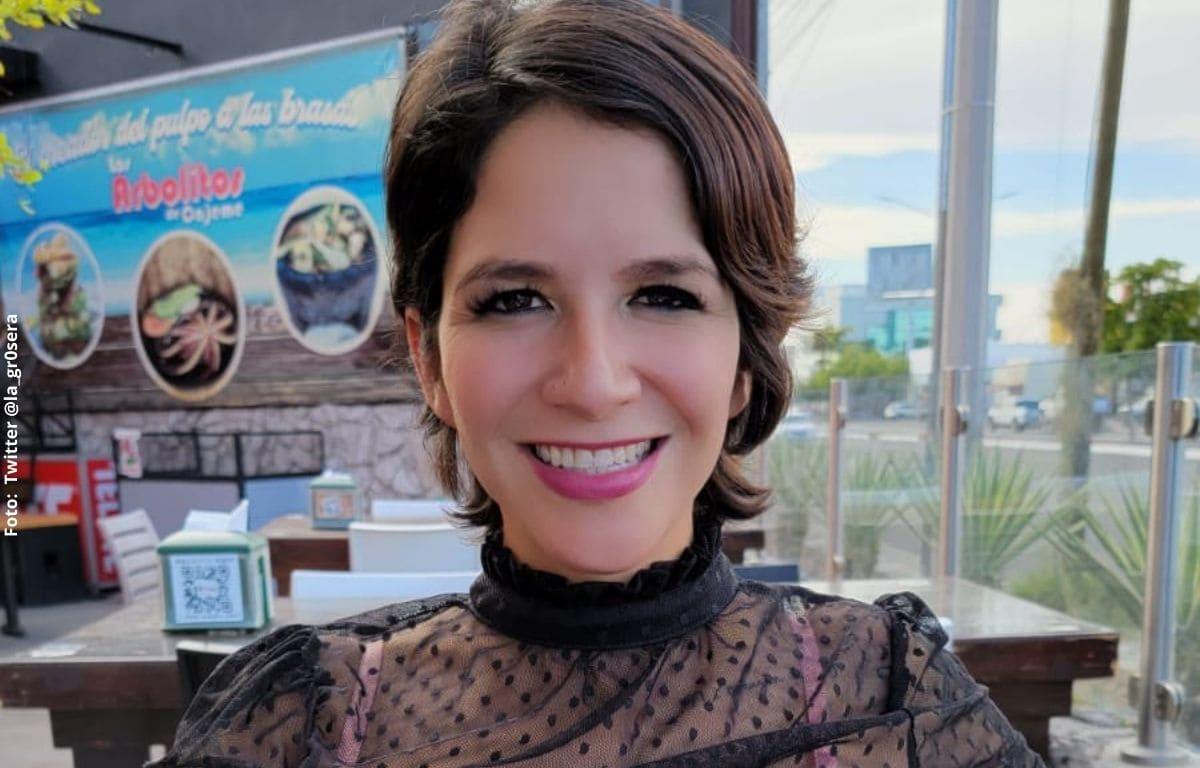 Candidata a diputada promete implantes de busto gratis