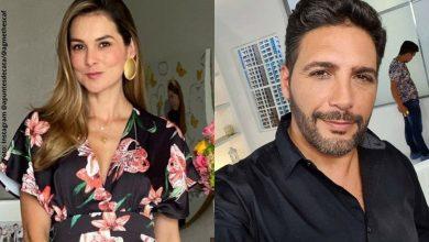 """Catalina Gómez habló de la """"rivalidad"""" que tiene con Agmeth Escaf"""