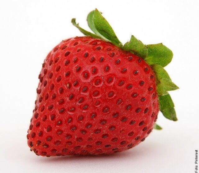 foto de una fresa