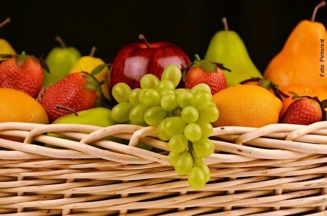 foto de frutas