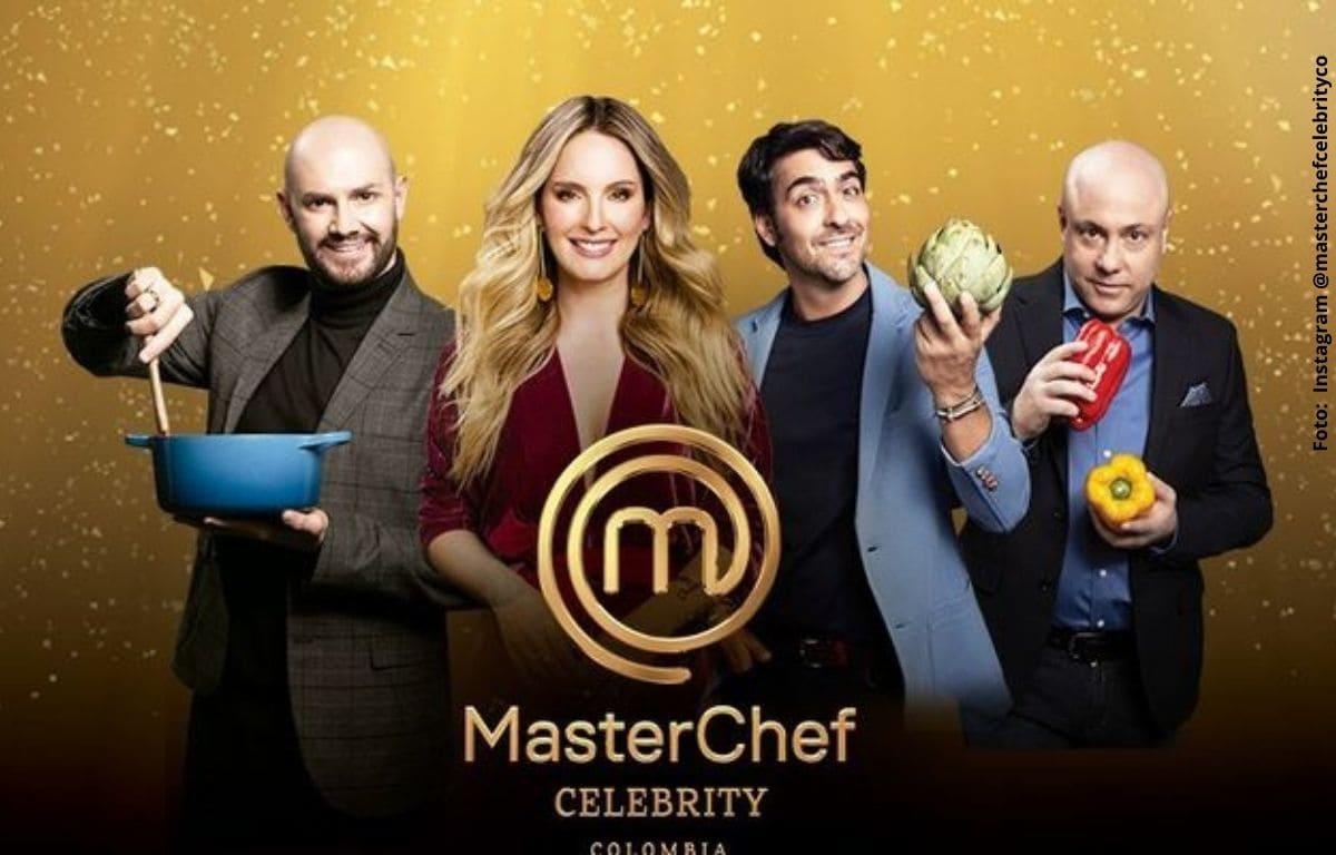 Concursantes de 'MasterChef Celebrity' tuvieron pelea