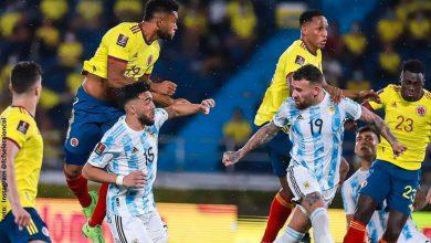 Convocados de la Selección Colombia para la Copa América