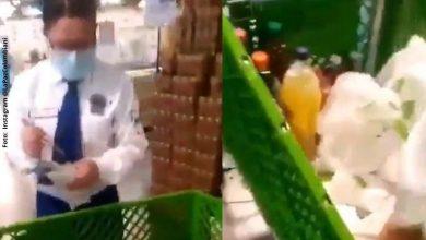 Denuncian caso de xenofobia en reconocido supermercado de Bogotá