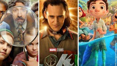 Disney Plus: series y películas, estrenos para junio 2021