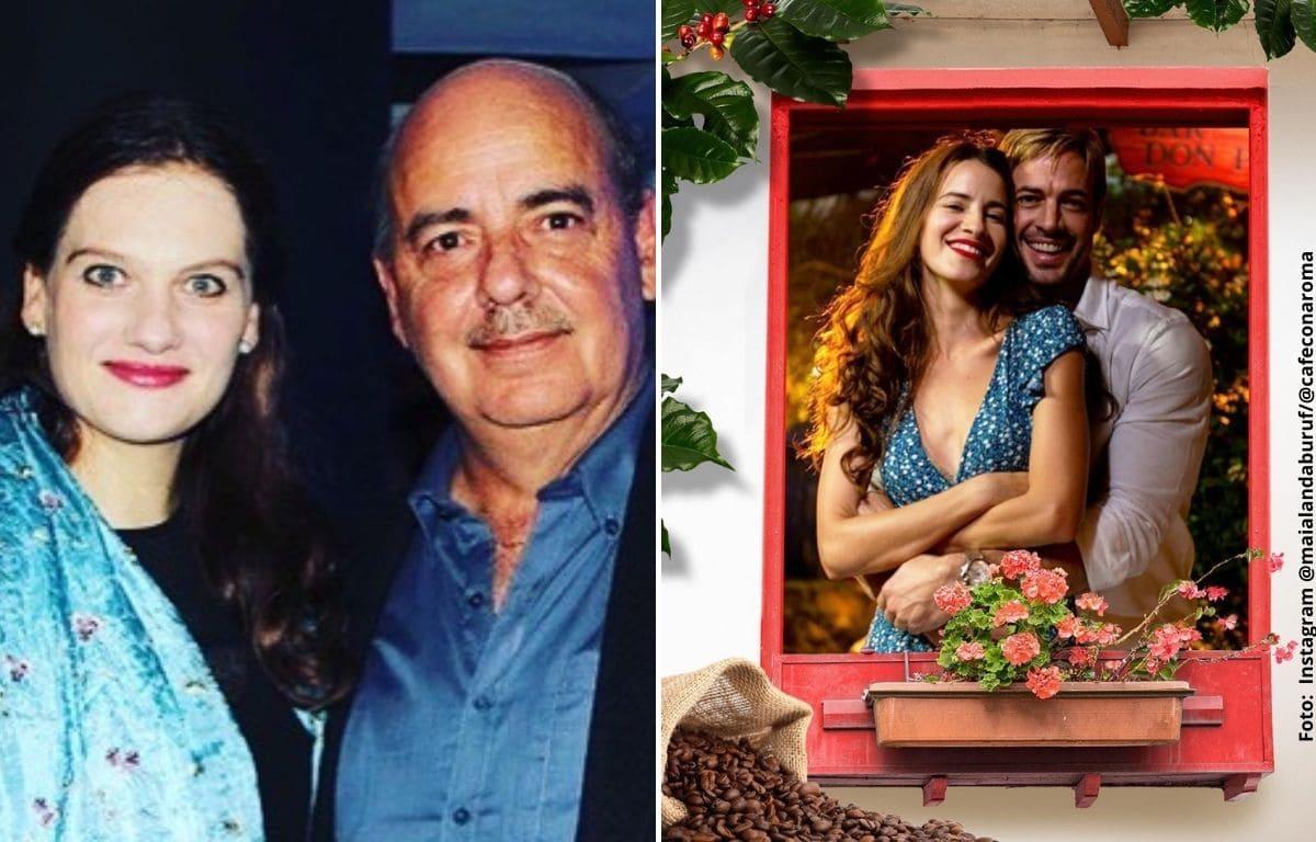 Esposa de Fernando Gaitán actúa en remake de 'Café, con aroma de mujer'