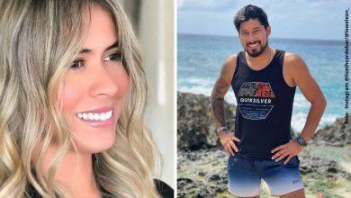 Esposa de Lowe León confirma nombre y género de su bebé