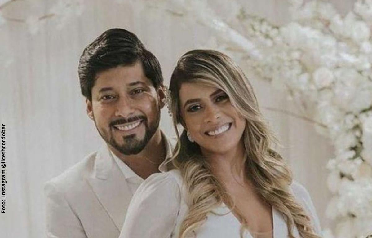 Esposa de Lowe León defendió su matrimonio de las críticas