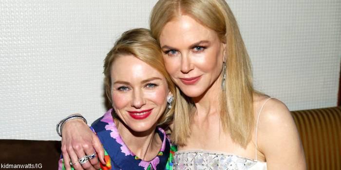 Foto de Naomi Watts y Nicole Kidman