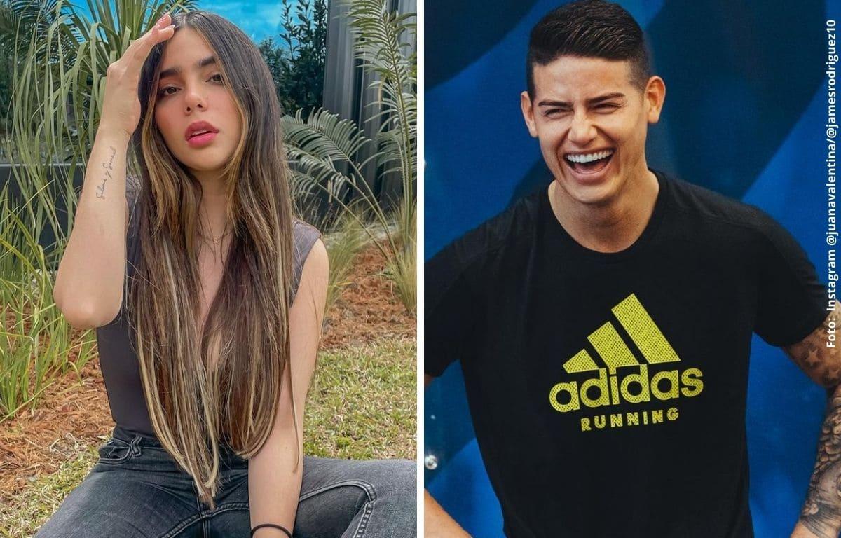 Hermana de James Rodríguez estaría embarazada