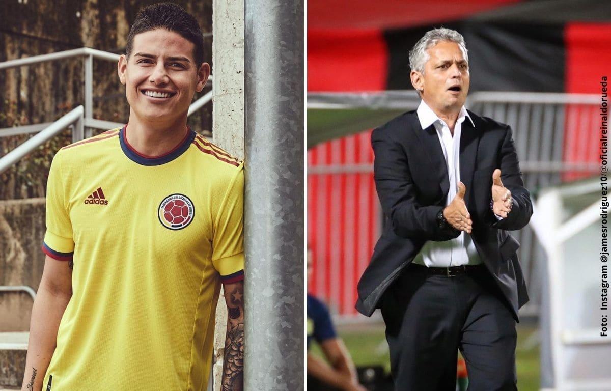 James Rodríguez arremete contra decisiones de Reinaldo Rueda