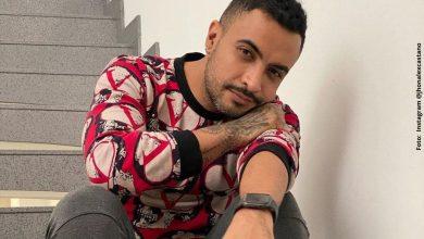 Jhon Alex Castaño fue visto besándose con misteriosa mujer