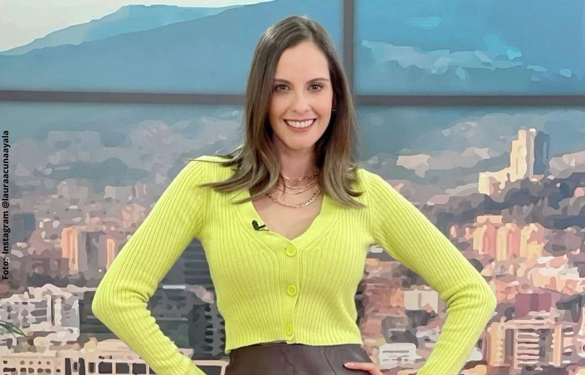 Laura Acuña habla de la difícil situación de su divorcio