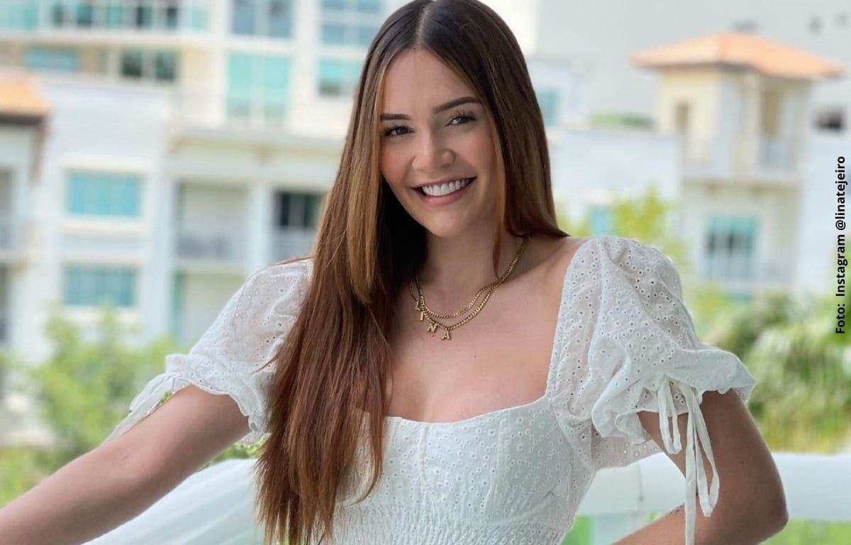 Lina Tejeiro fue criticada por comentario sobre no tener hijos