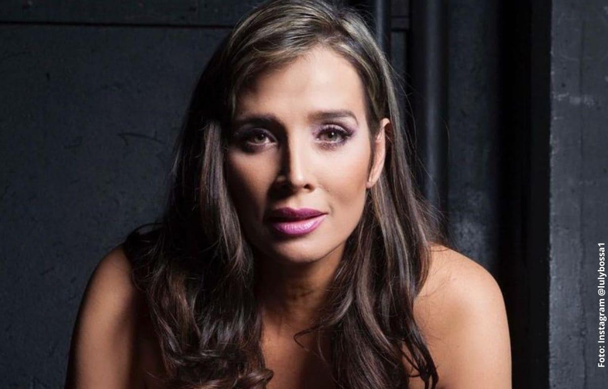 Luly Bossa reveló la razón por la que no usa su nombre real