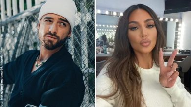Maluma sorprendió a Kim Kardashian con extravagante regalo