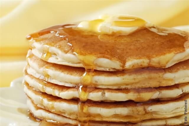 foto de pancakes