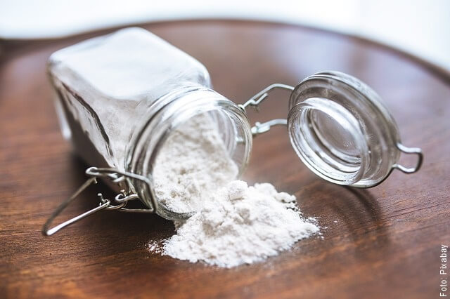 foto de harina de trigo