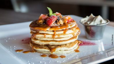 Pancakes, receta fácil para un desayuno divertido
