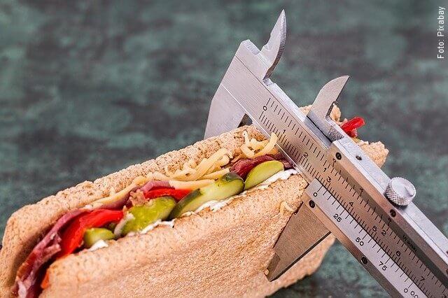 foto de sándwich