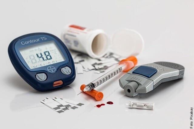 imagen de diabetes