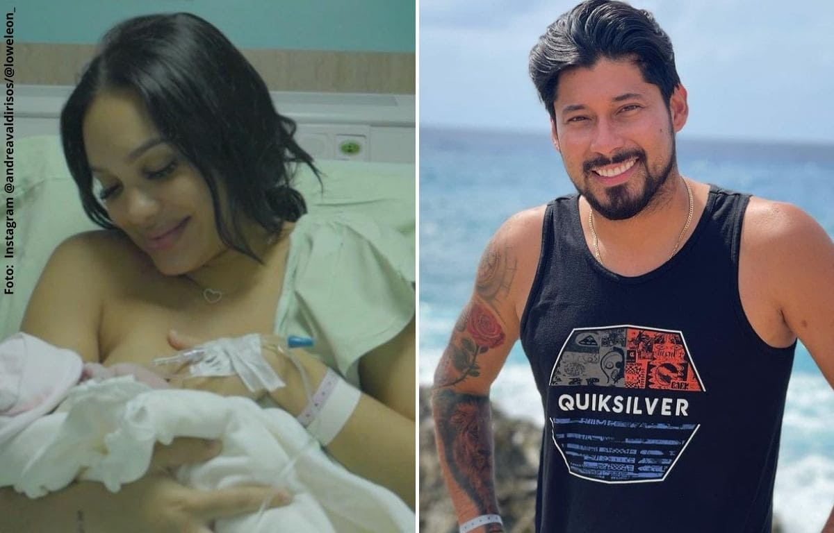 Por detalle, fans aseguran que Lowe León no reconocerá legalmente a su hija