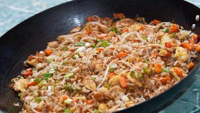 Receta de arroz chino, ¡cocina como todo un profesional!
