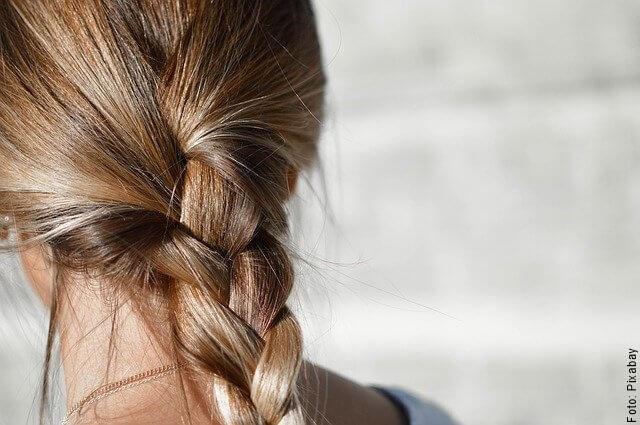 foto de cabello