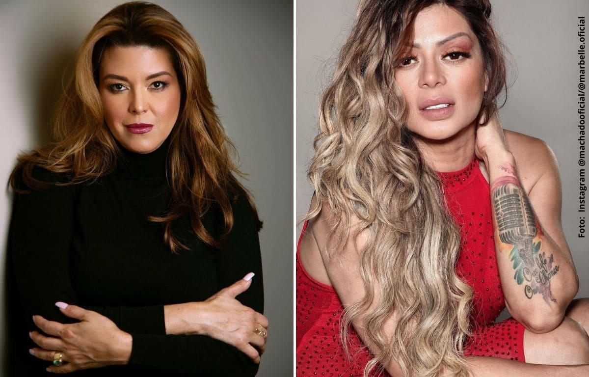 Alicia Machado tomará acciones legales contra Marbelle