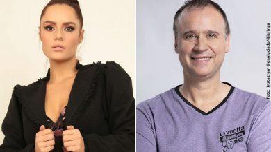 Ana Lucía Domínguez y Jeringa aclaran realmente cuándo empezaron su relación