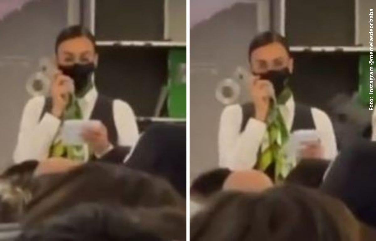 """""""Benito Camelo"""", la pesada broma que le hicieron a una Azafata"""