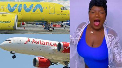 """Burlas de Viva Air sobre Avianca por """"repintar aviones viejitos"""""""