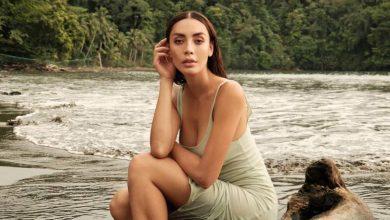 Carolina Guerra dio la bienvenida a julio en ceñido traje de baño
