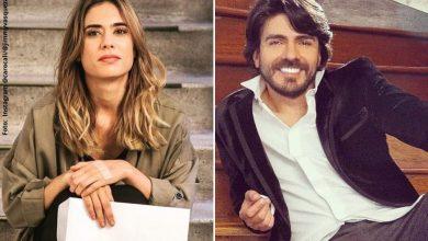 Carolina Ramírez habló de la supuesta infidelidad a Jimmy Vásquez