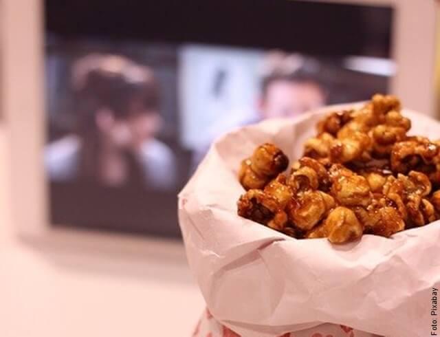foto de crispetas dulces
