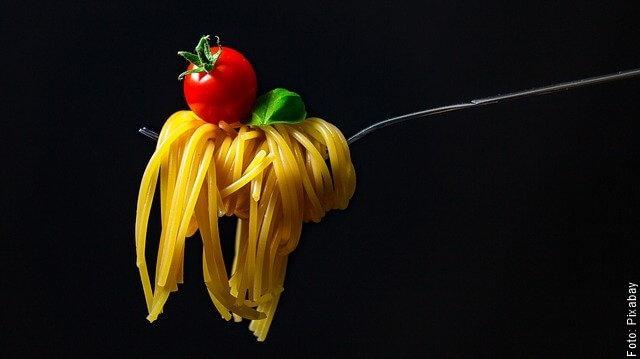 foto de spaghetti